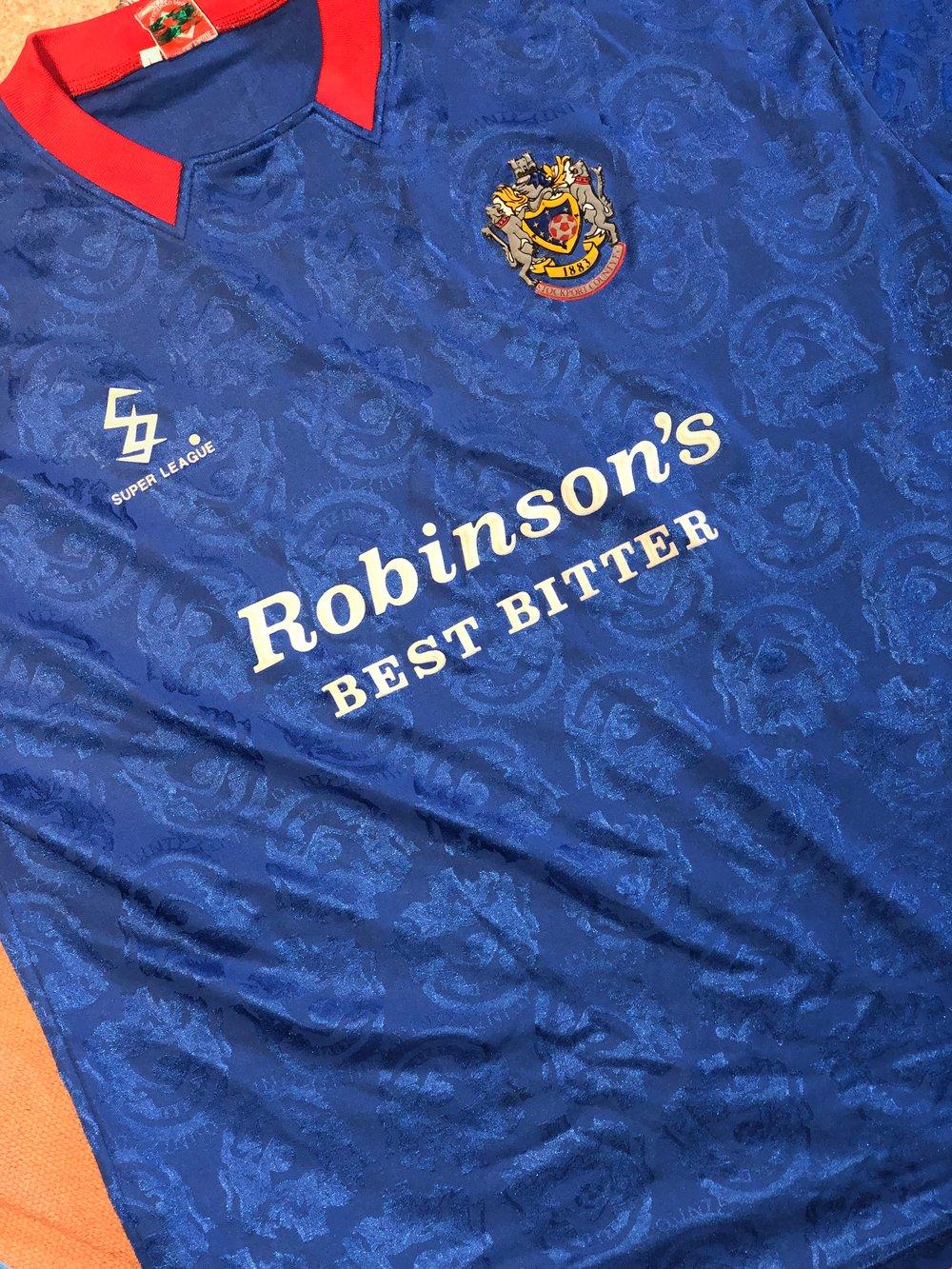 Image of Replica 1994/95 Super League Home Shirt