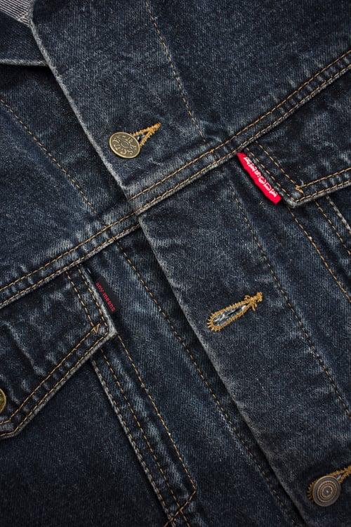 Image of 1/1 Vintage Denim Jacket