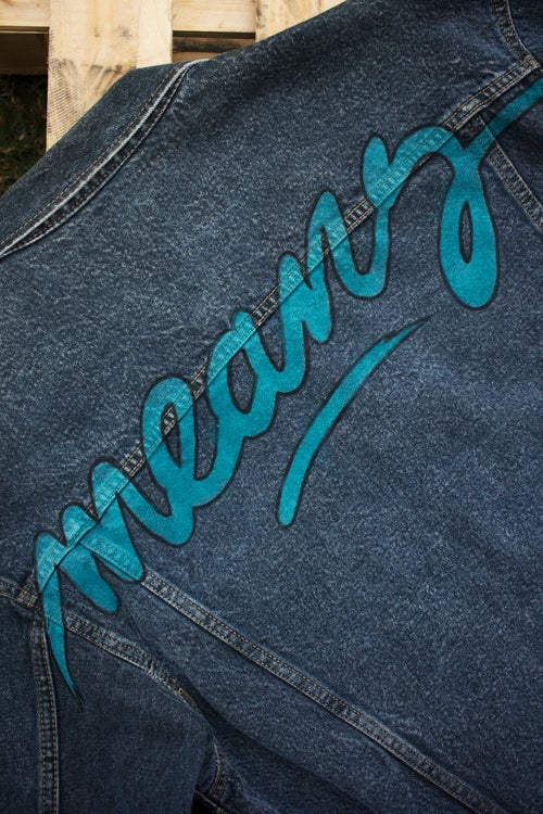 Image of Vintage Denim Jacket