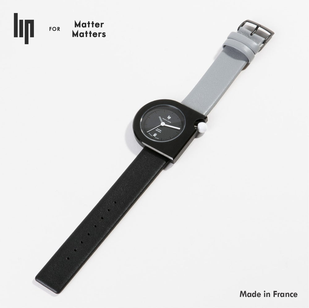 Image of Matter Matters X Lip watch : MONO