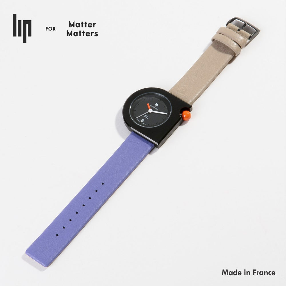 Matter Matters X Lip watch : HAYWOOD