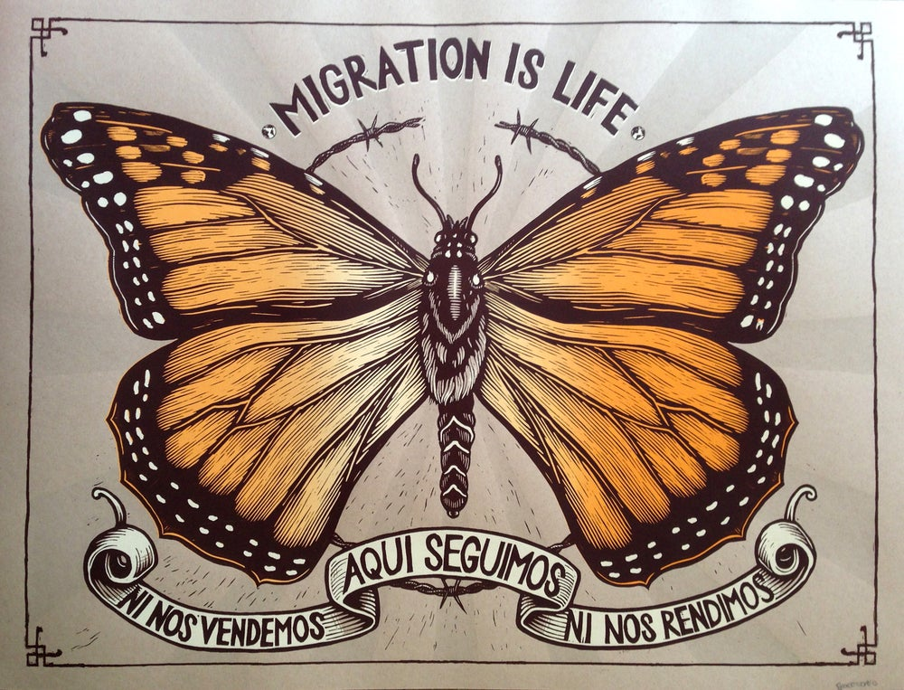 Image of Migration is Life (2014)
