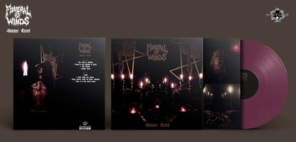 Image of Funeral Winds - Sinister Creed LP