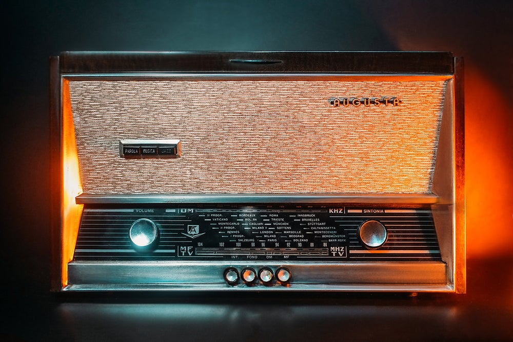 Image of AUGUSTA 671 (1961) RADIO D'EPOCA BLUETOOTH