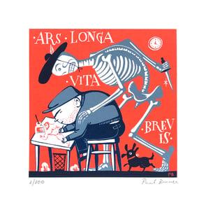 Image of Ars Longa Vita Brevis