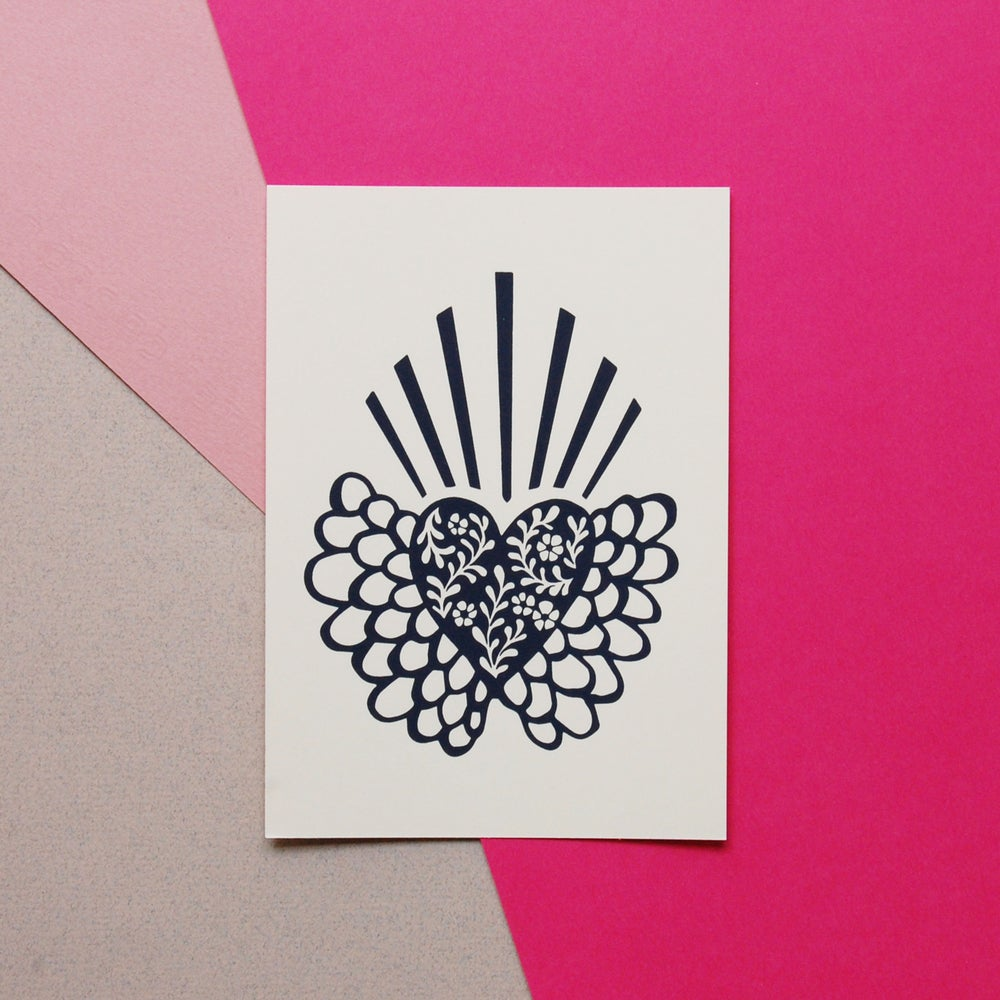 Image of Coeur - Card