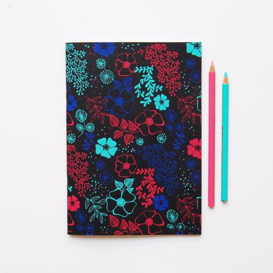 Image of Fleurs - Sketch book