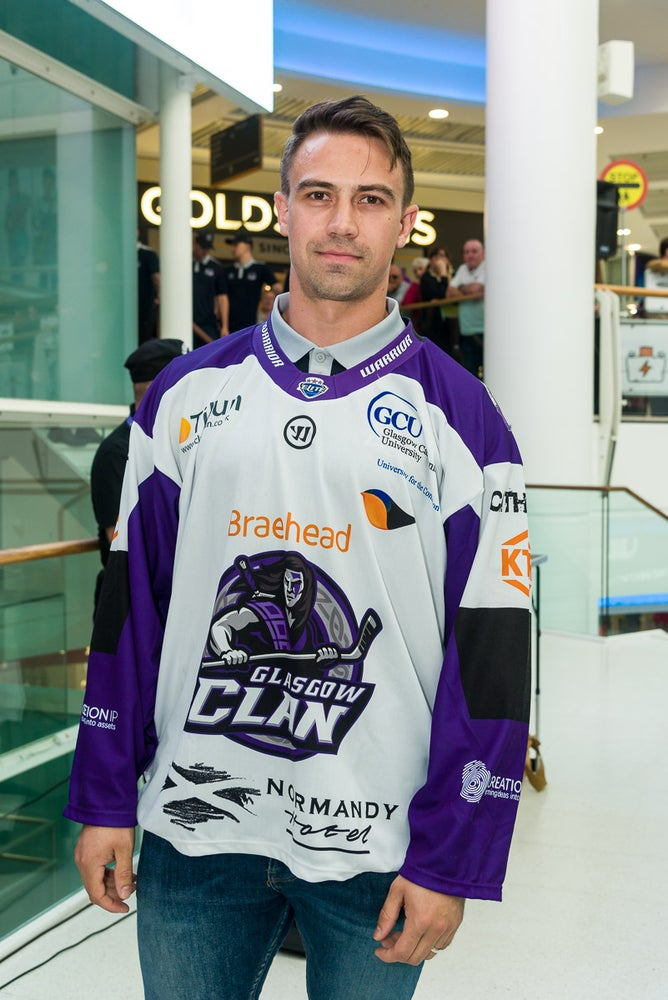 Image of PRE-ORDER 2019/20 AUTHENTIC (EIHL) ROAD JERSEY