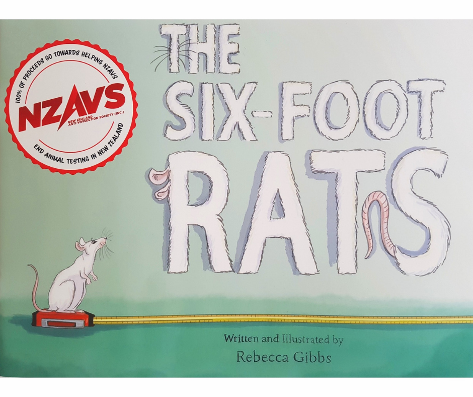 Image of Children's Book - The Six-Foot Rats