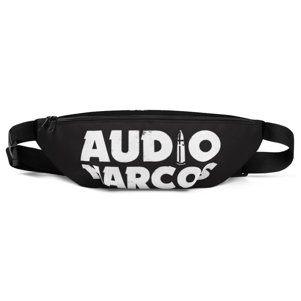 Image of Audio Narcos Logo Waist Bag