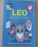 Image of  CHILDREN'S BOOK - LEO ESCAPES FROM THE LAB