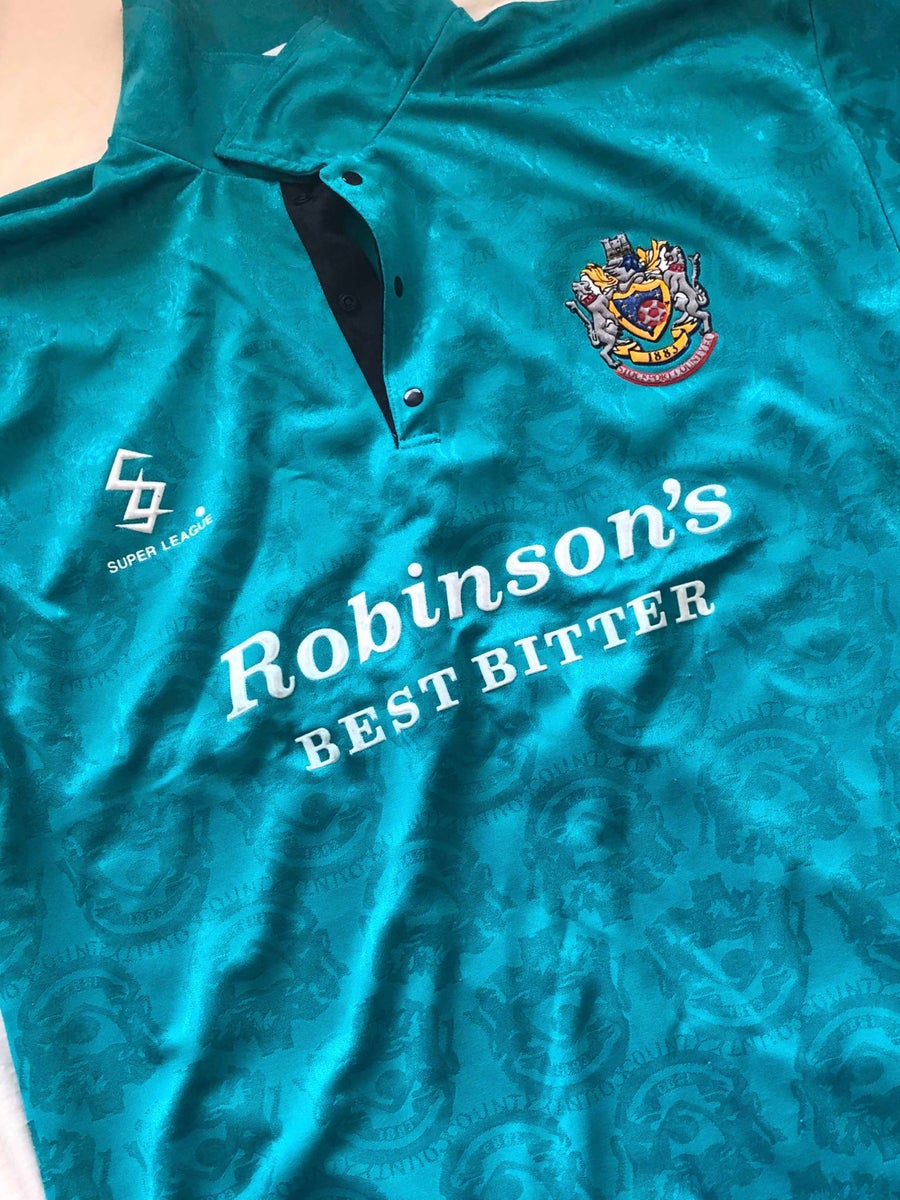 Image of Replica 1993/94 Super League Away Shirt