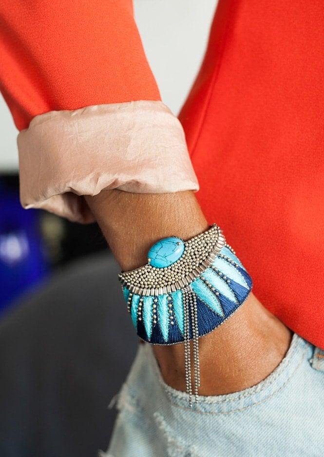 Bracelet brahma (2 couleurs)