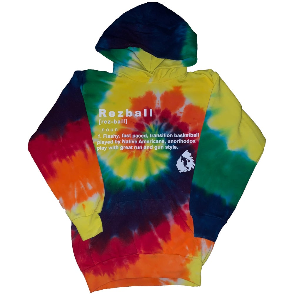Image of Tie-Dye Sweater
