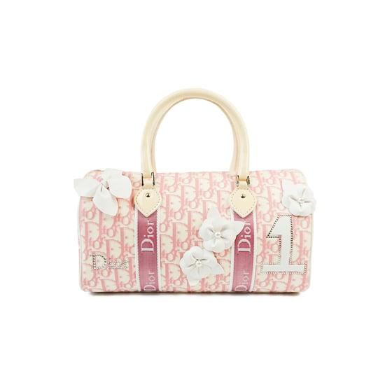 Image of Christian Dior Monogram Hand Bag