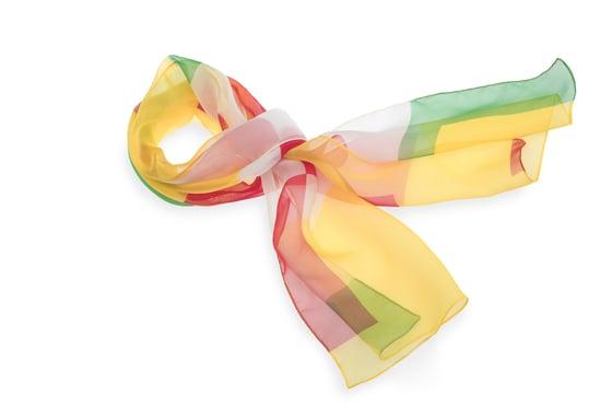 Image of foulard leggera classica grand-prix