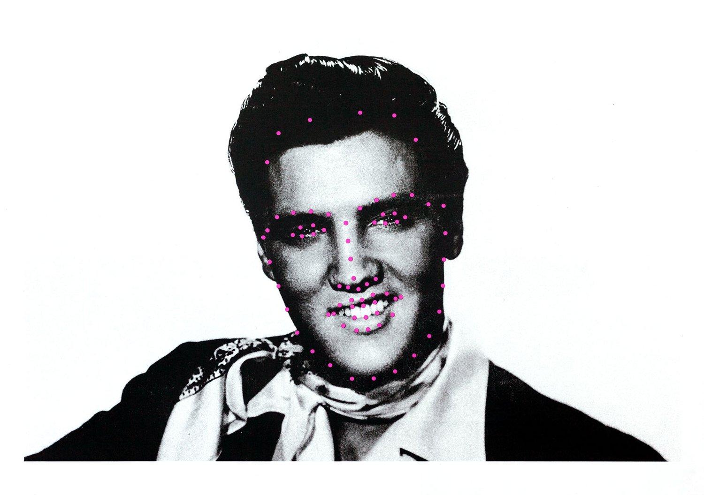 Image of Active Shape Model, Elvis