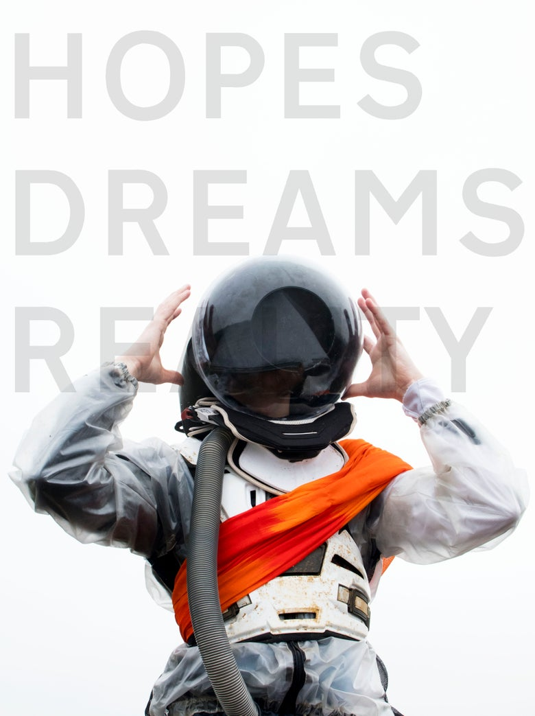 Image of HOPES / DREAMS / REALITY DIY YOUTH 003