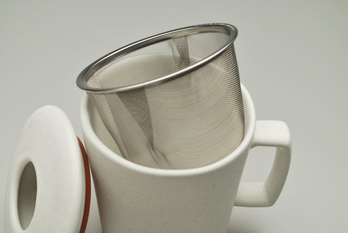 Image of Covered Cup