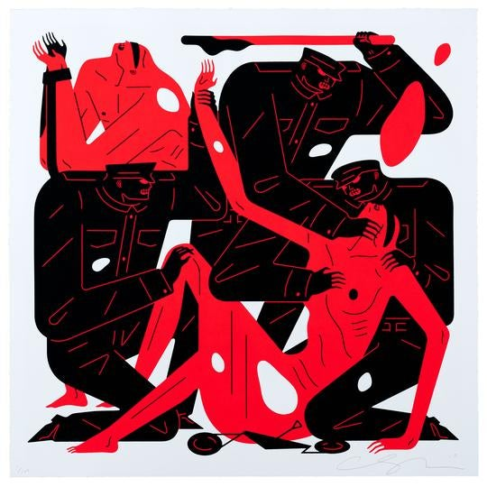 Image of Cleon Peterson - The Ends Justify the Means