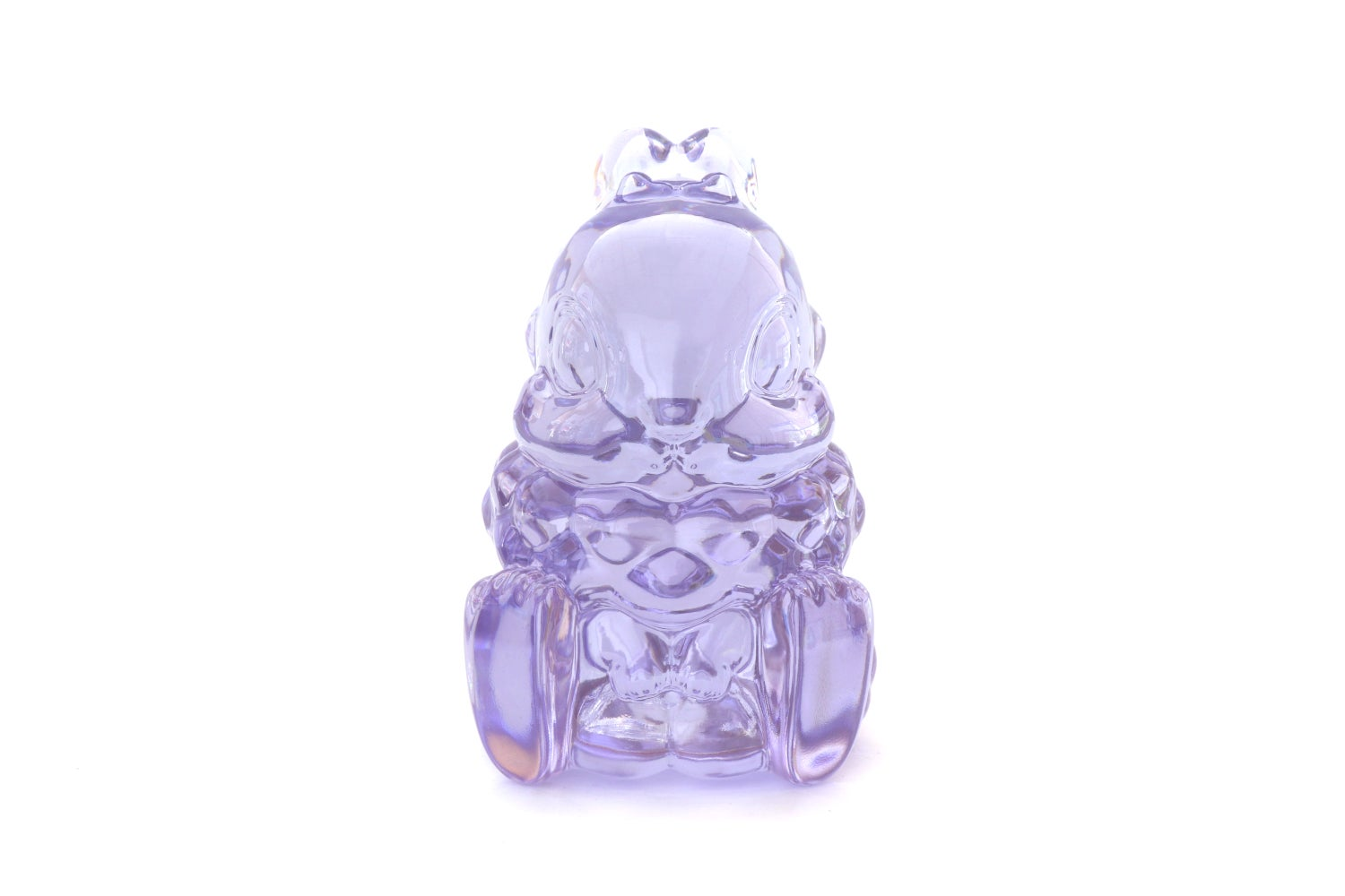 Image of PURPLE RABY 'GUMMI' RESIN STATUE (FREE SHIPPING PROMOTION)