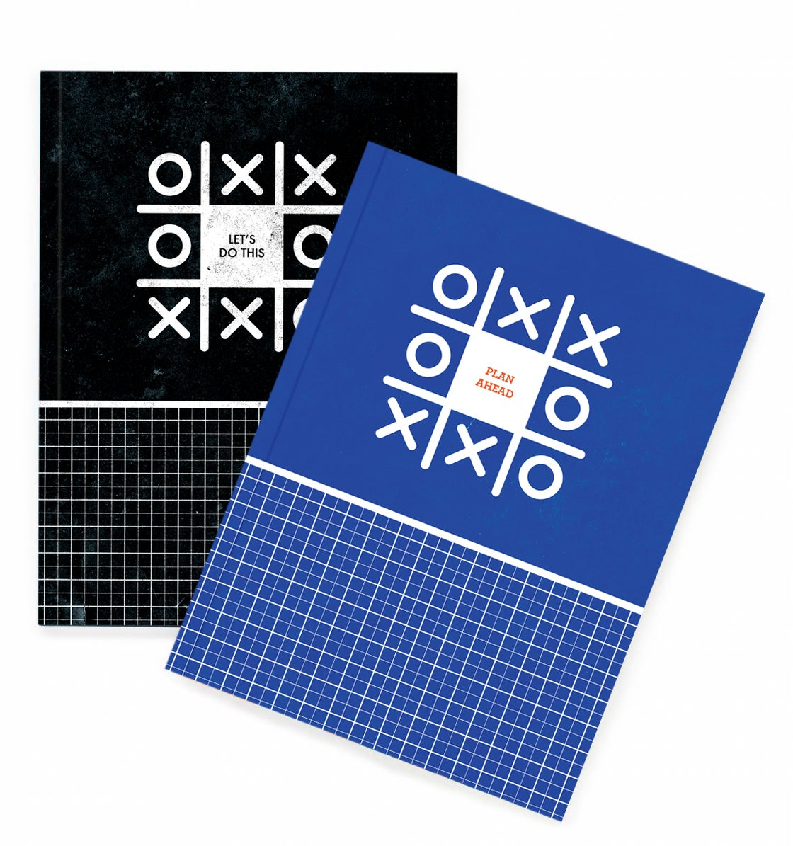 Image of Missie Cindz Noughts & Crosses Notebooks