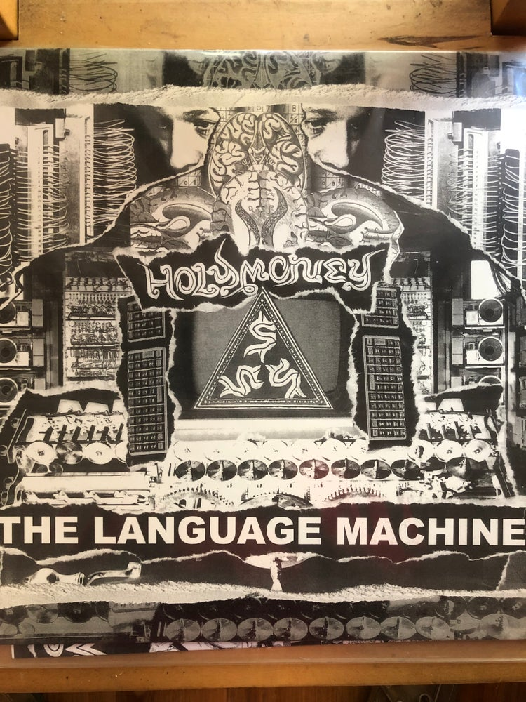 Image of Holy Money - The Language Machine LP