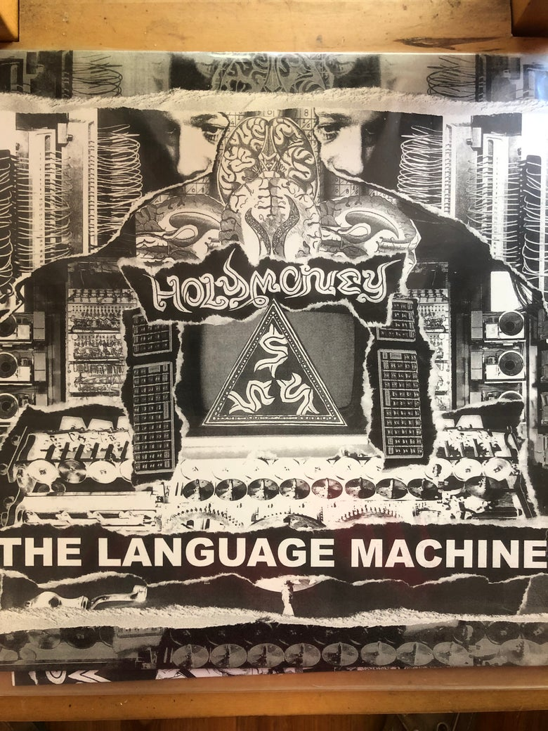 Image of Holy Money - The Language Machine LP