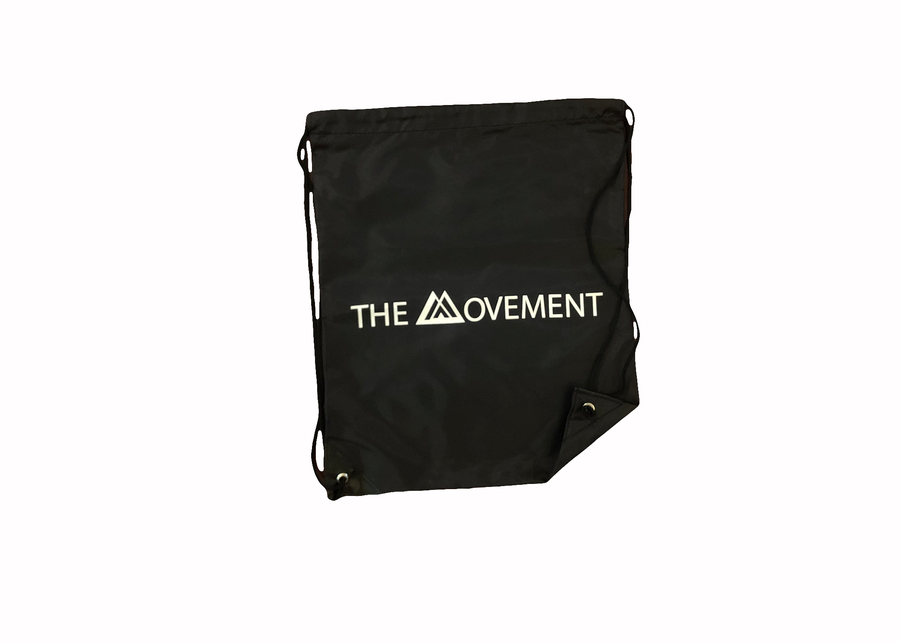 Image of The Movement Drawstring Bag