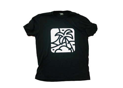 Image of Black Palm Tee