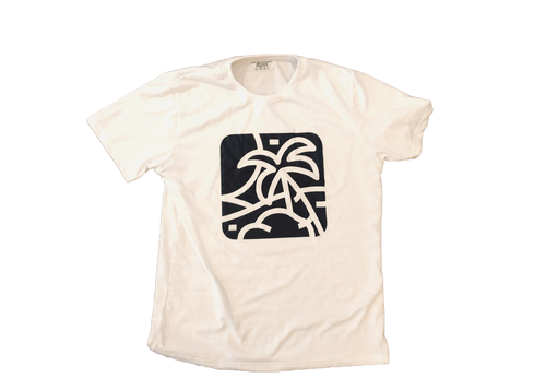Image of White Palm Tee