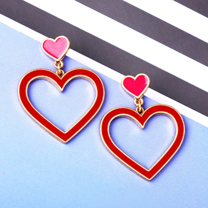 Image of TRUE LOVE EARRINGS