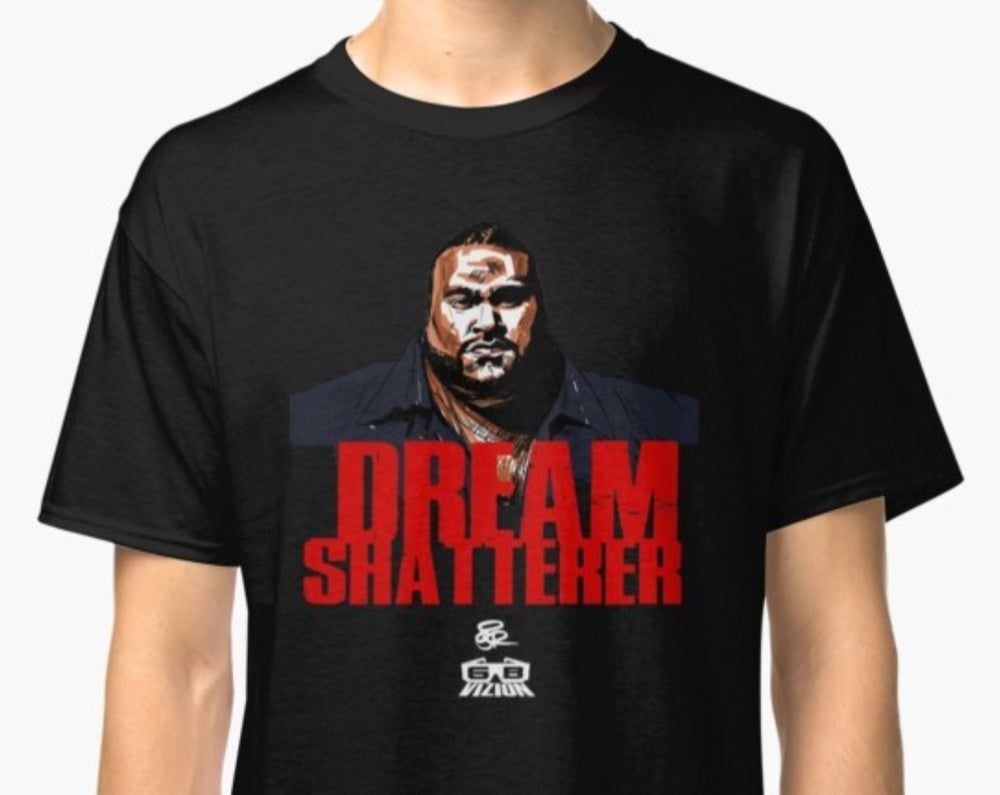 Image of Big Punisher aka Dream Shatterer