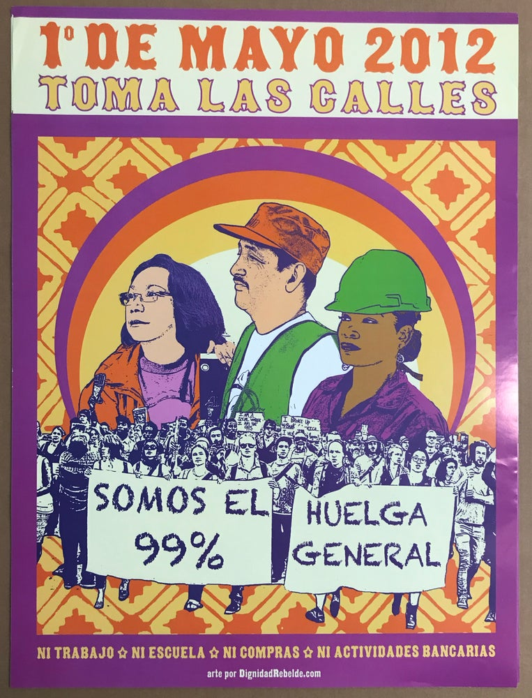 Image of Toma Las Calles (2012)