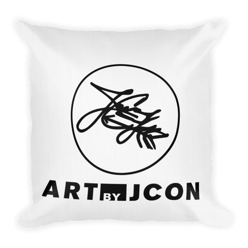 "Image of ""Introspect"" Throw Pillow"