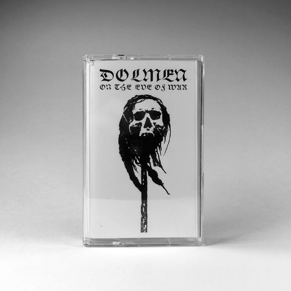 Image of DOLMEN - ON THE EVE OF WAR - REHEARSAL DEMO 1989 CASSETTE