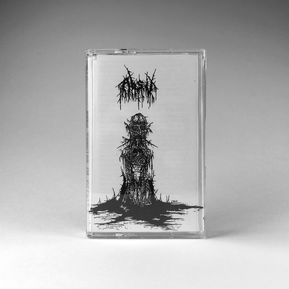 Image of ABSU - THE TEMPLES OF OFFAL DEMO II 1991 CASSETTE