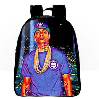 Image of PSBMG Personalized Photo Bomb Backpack in Small, Medium and Large