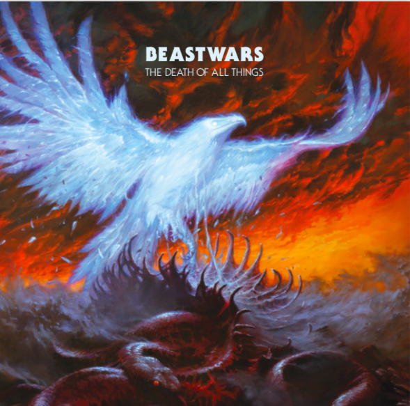Image of Beastwars - The Death of All Things Vinyl
