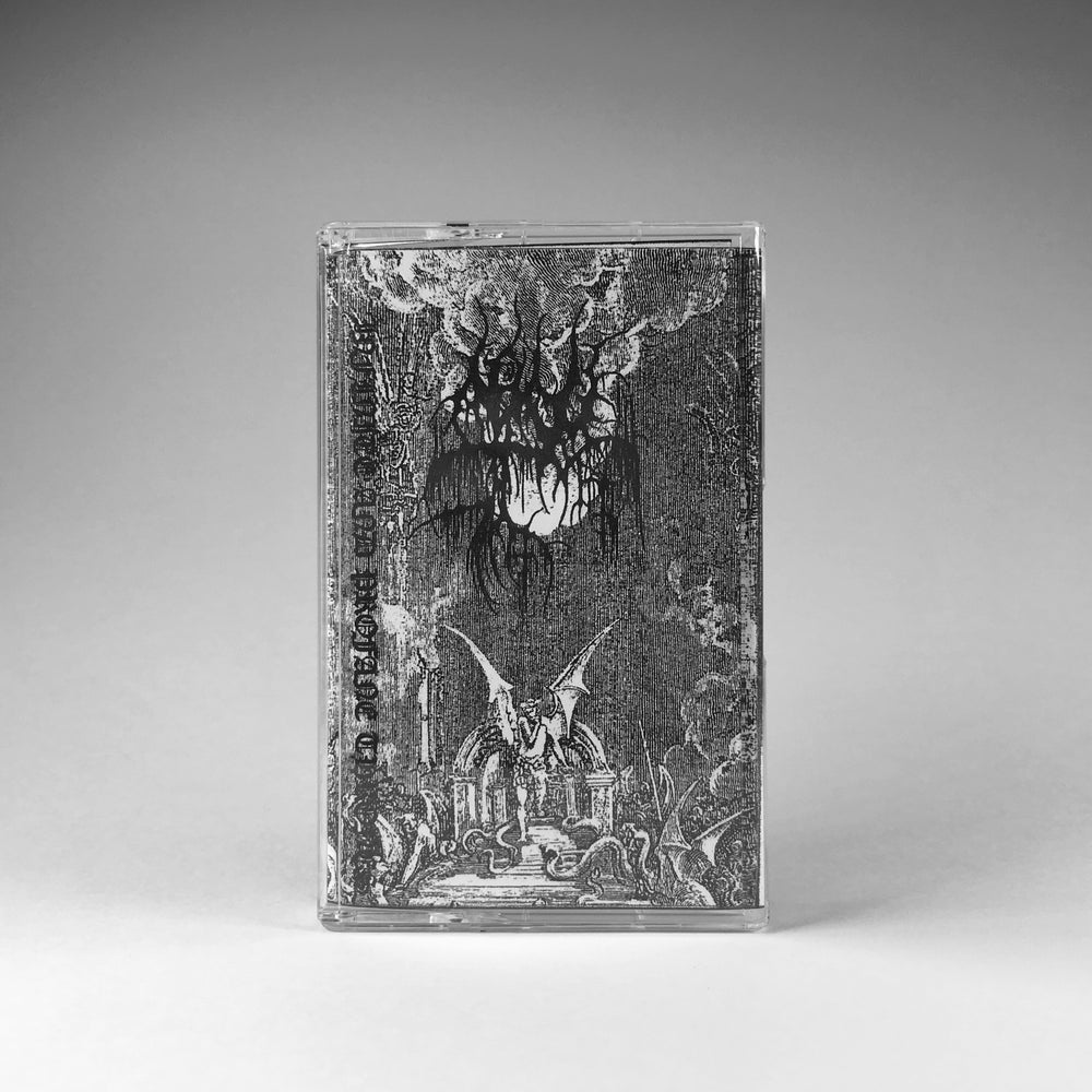 Image of ABSU - INFINITE AND PROFANE THRONES - LIVE 1992 CASSETTE