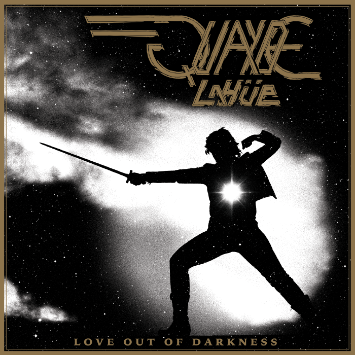 Image of Quayde LaHüe 'Love Out Of Darkness' LP
