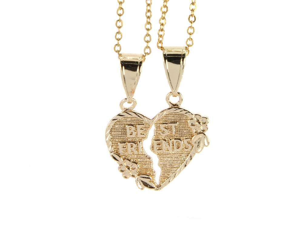 Image of Best Friends Necklace Set