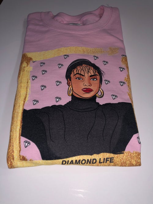 Image of Diamond Life Long Sleeve GOLD