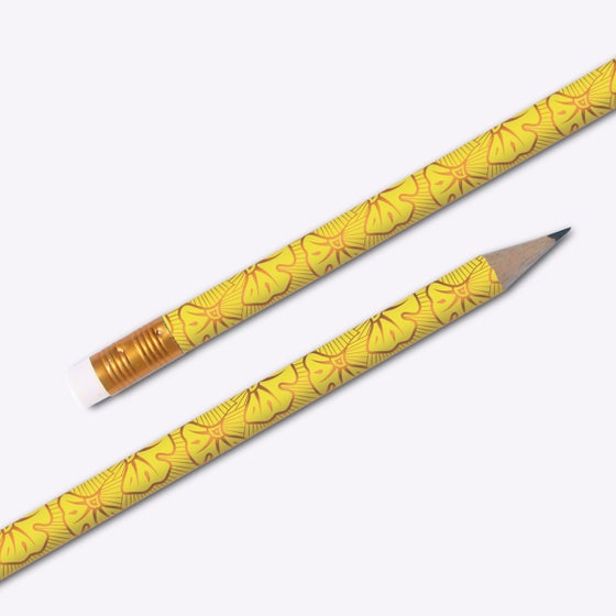 "Image of CRAYON ""WAX"" jaune"
