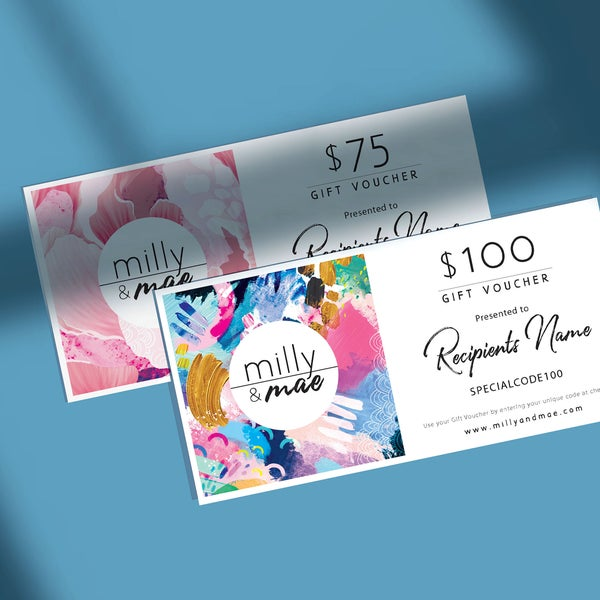 Image of DIgital Gift Vouchers