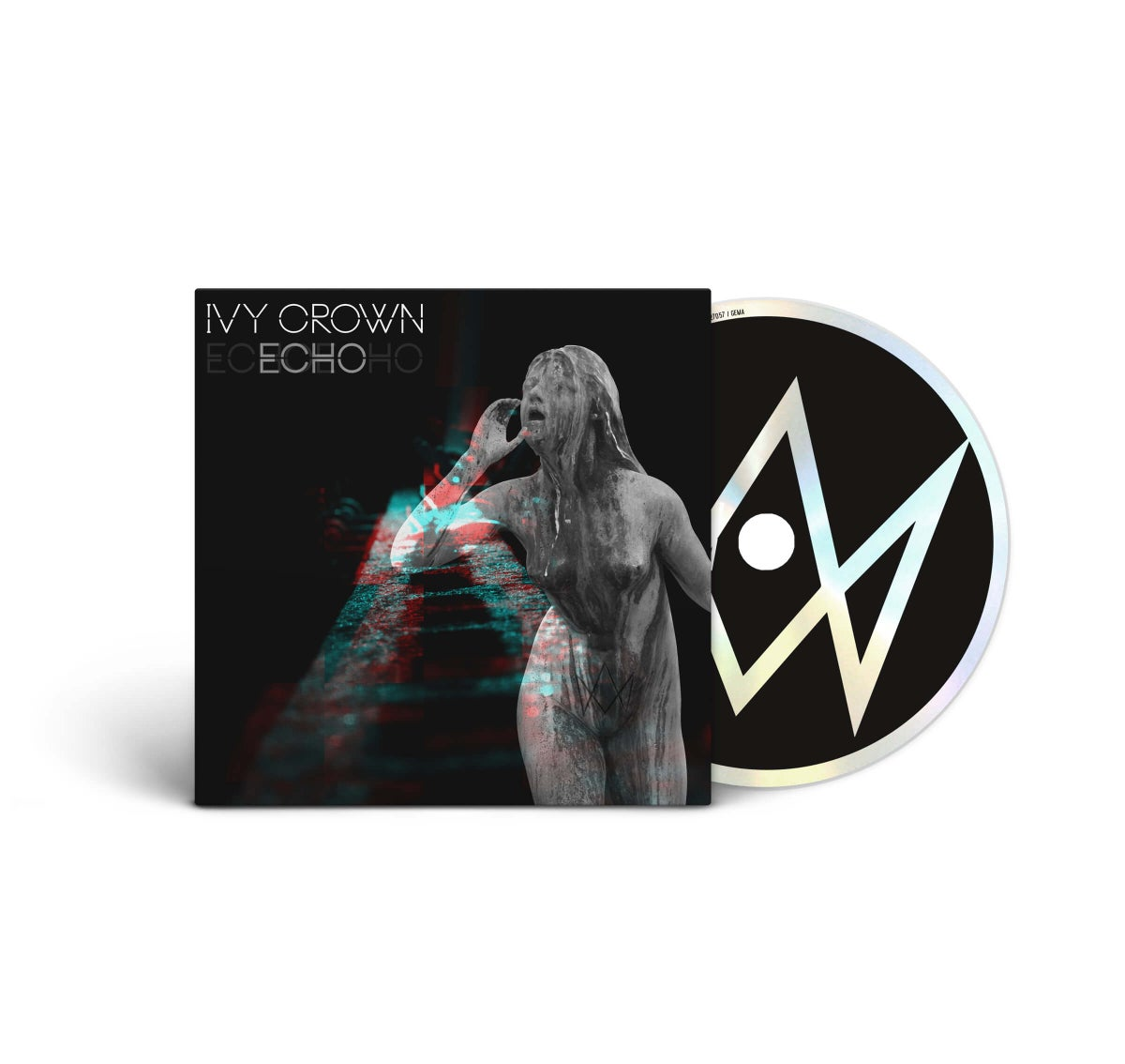 "Image of Ivy Crown ""Echo"" CD"