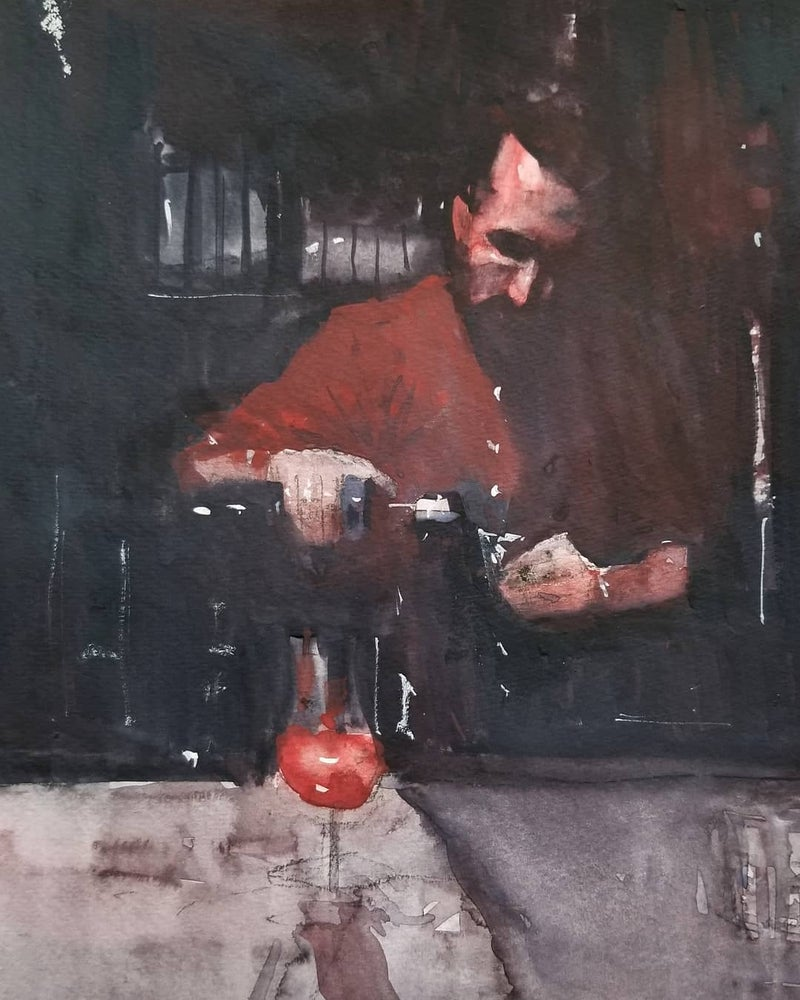 Image of ORIGINAL The Bartender
