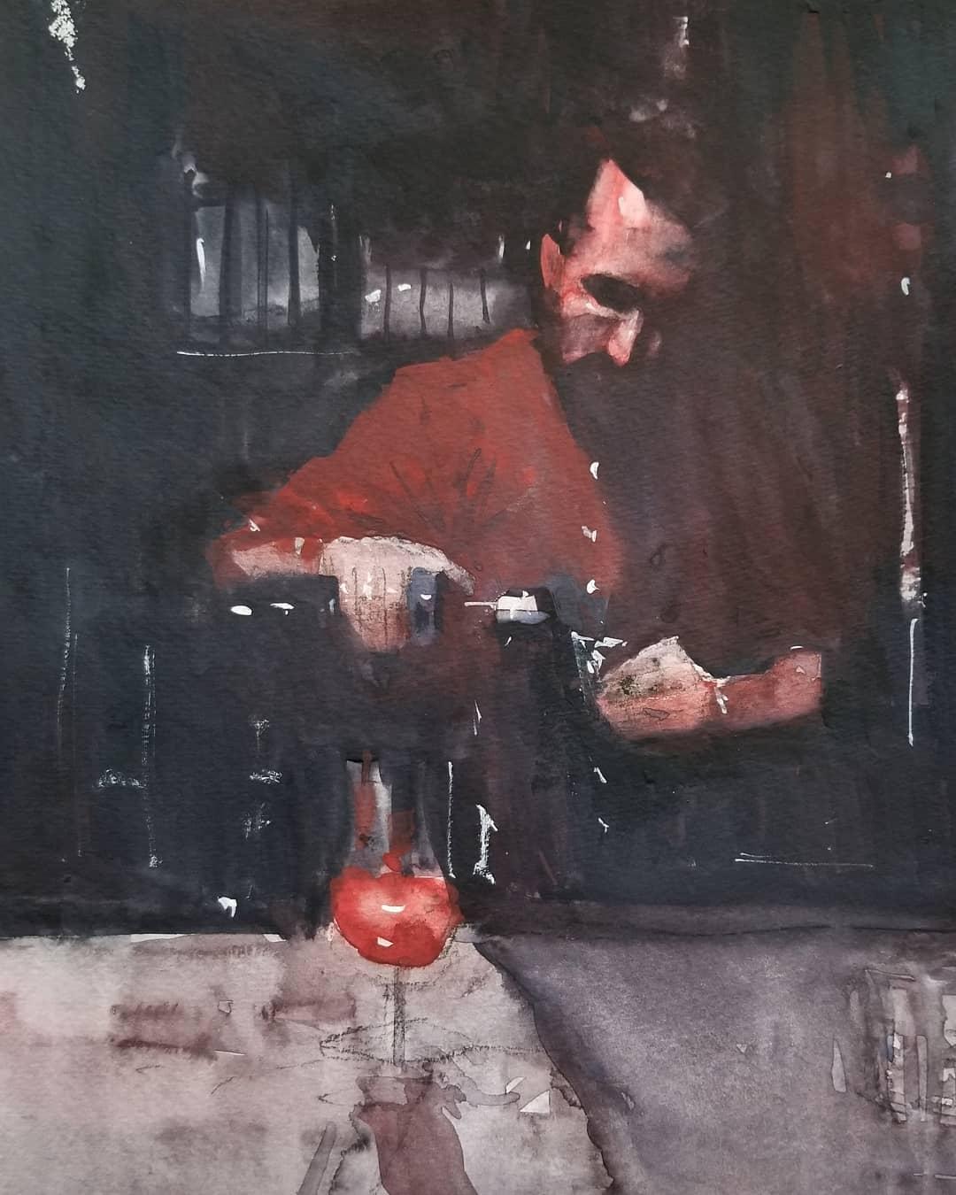 Image of ORIGINAL The Bartender
