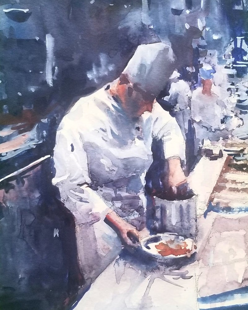 Image of ORIGINAL The Chef