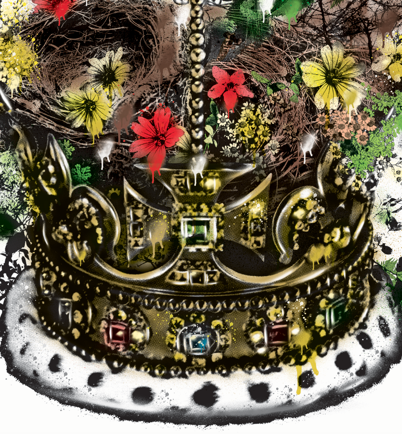 Image of CROWN and COUNTRY I